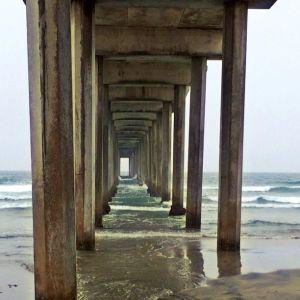 pier frame