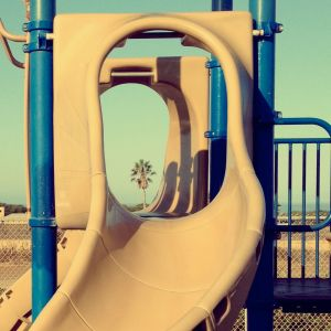 playground frame