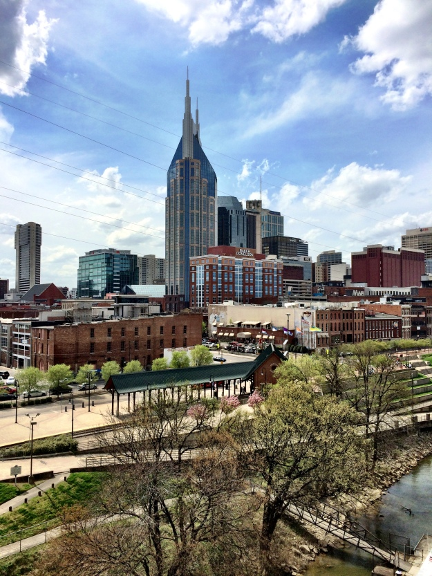 Nashville downtown