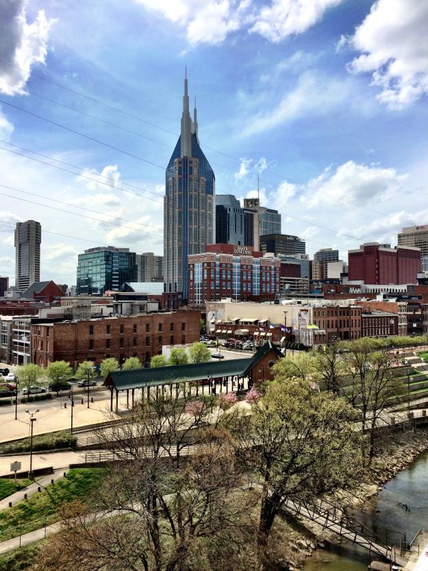 Nashville downtown