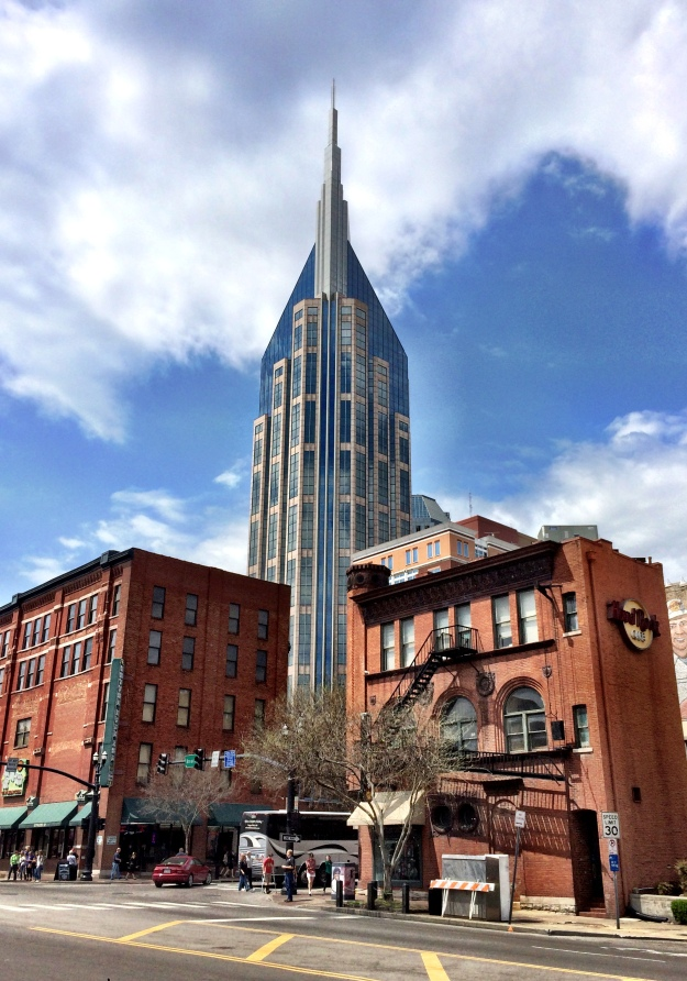 old and new nashville