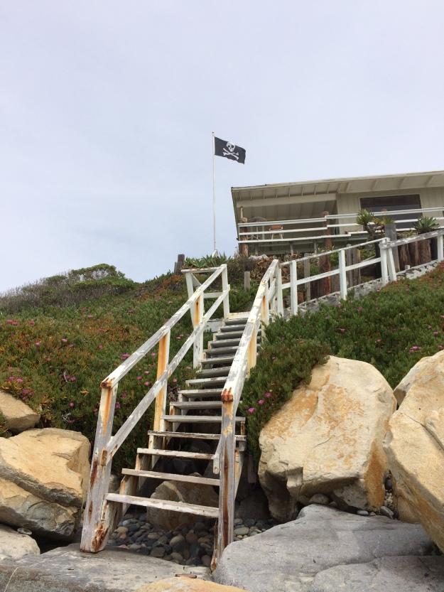 pirate's lair-tense