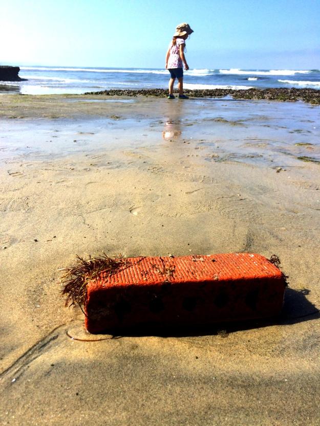beach brick