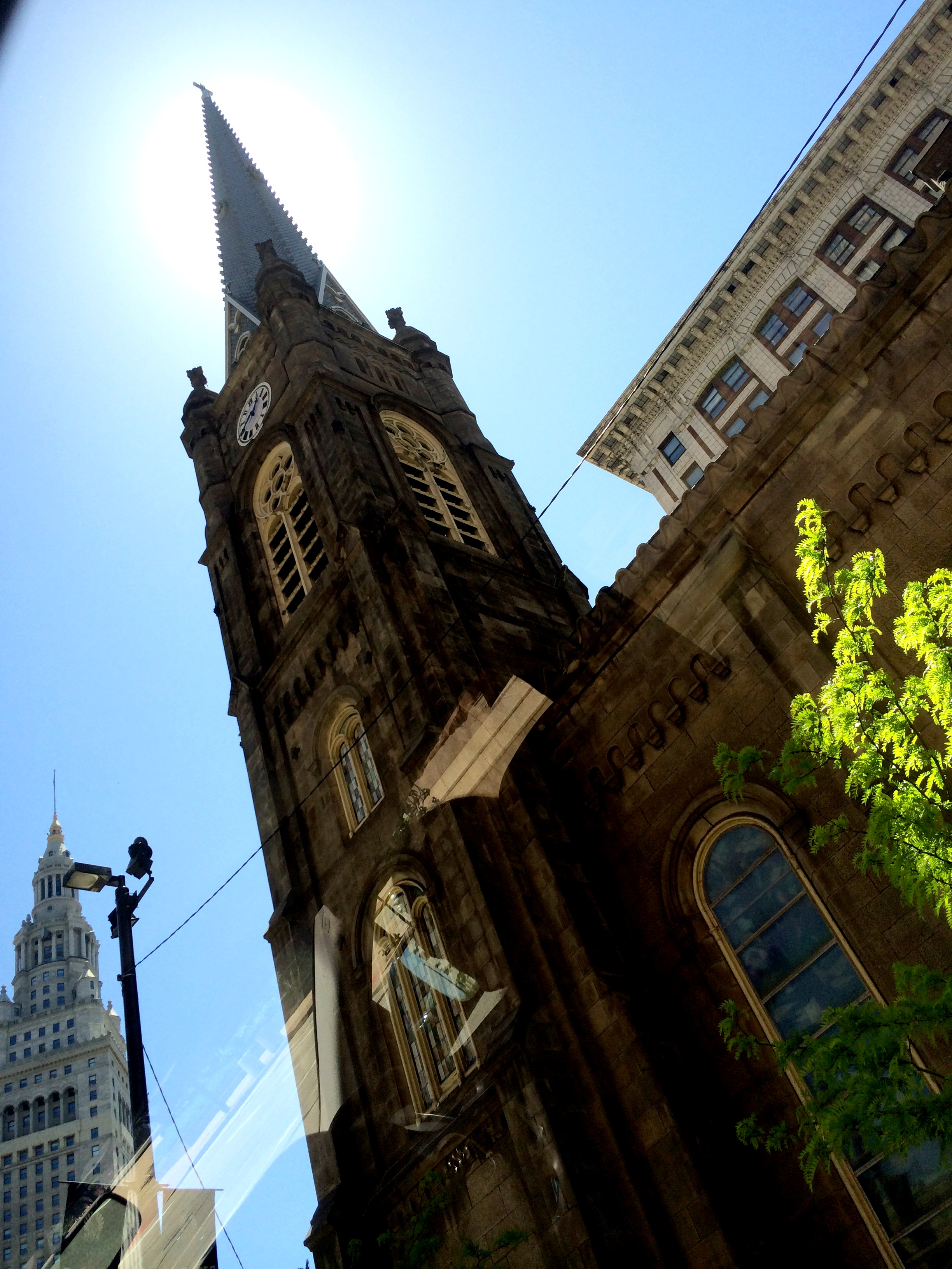 old church cleveland