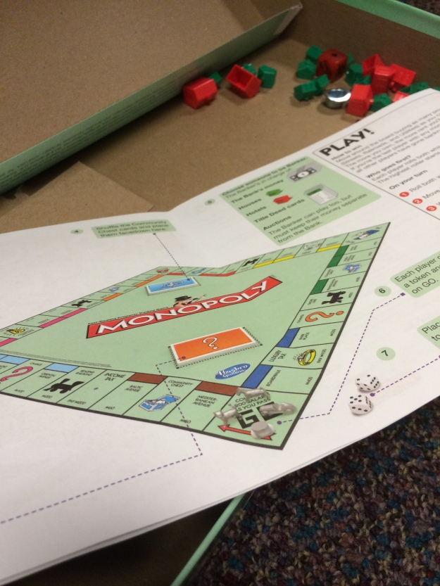 monopoly box