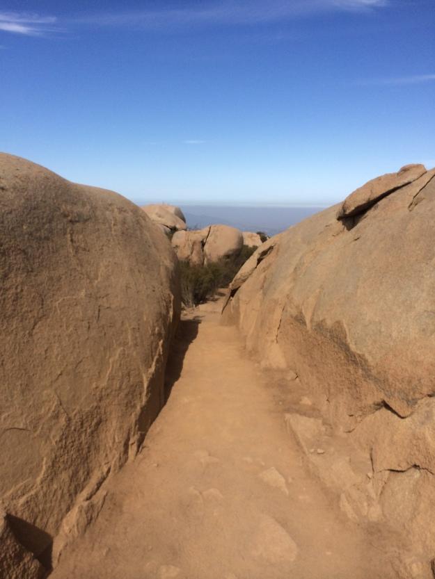 Boulder path