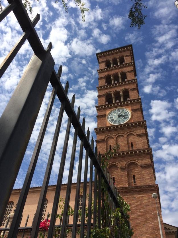clock tower pasadena