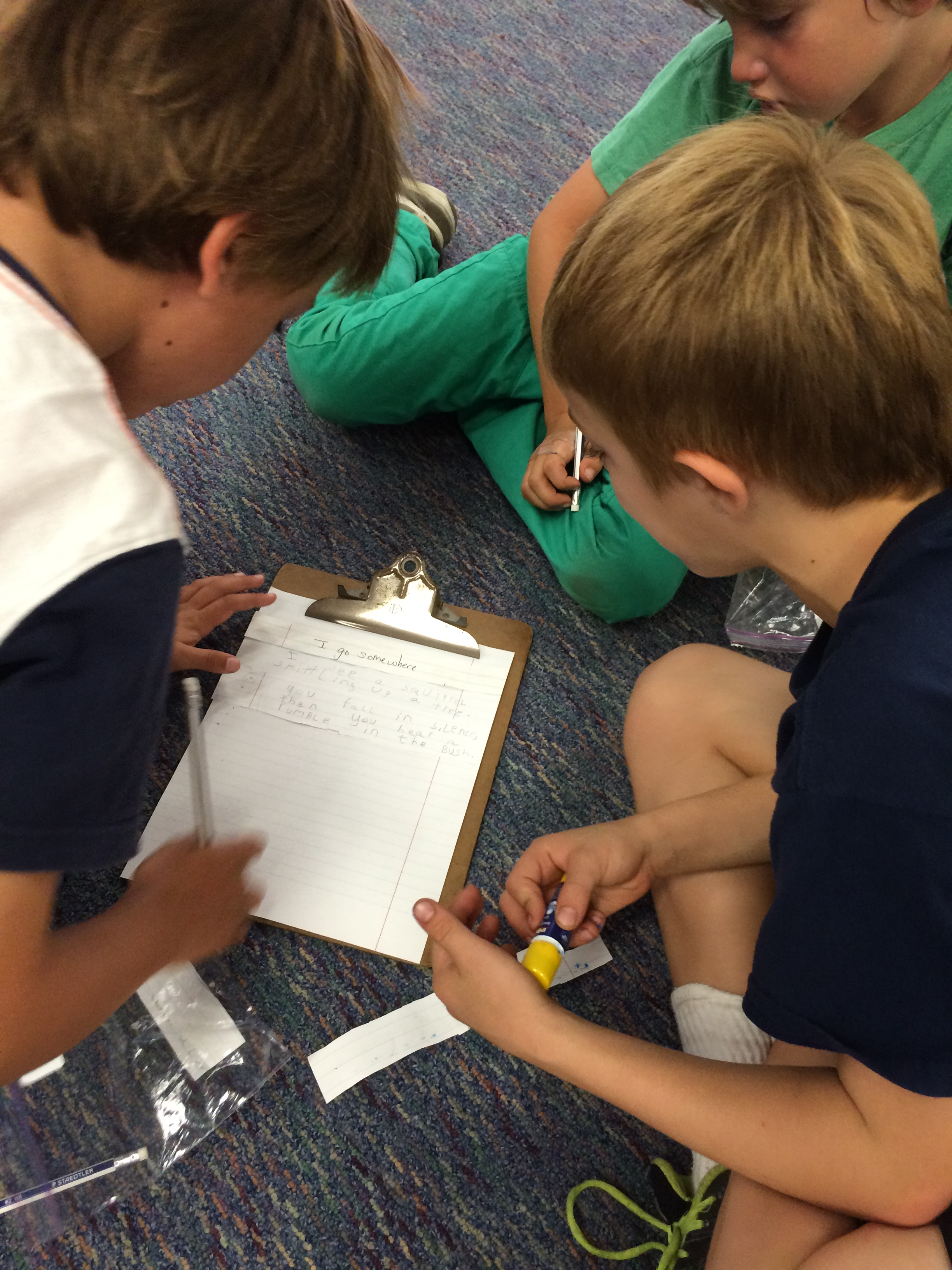 poetry collaboration