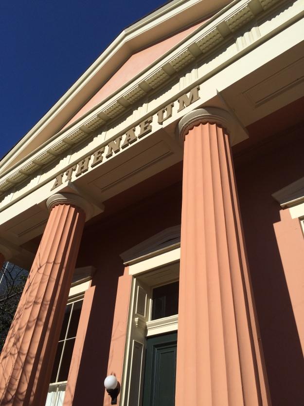 Athenaeum in Alexandria