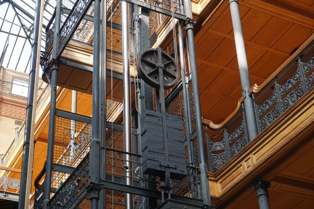 bradbury elevator