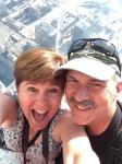 sears tower selfie
