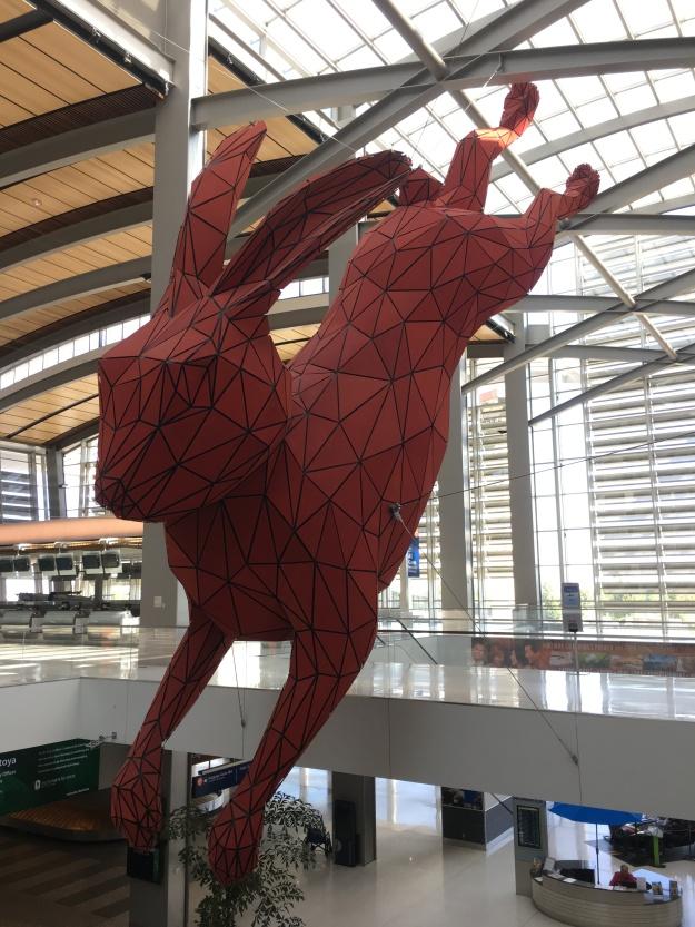 bunny sacramento airport