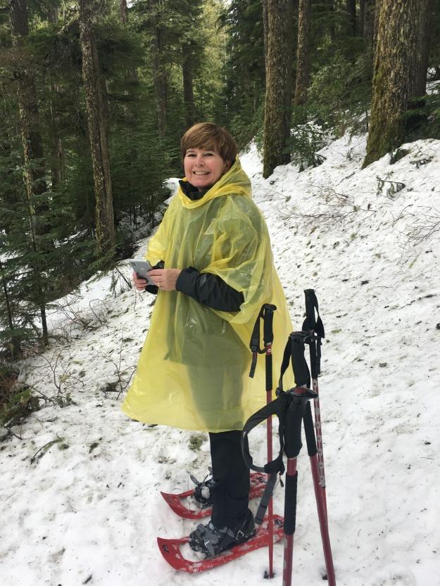 snowshoeing photos