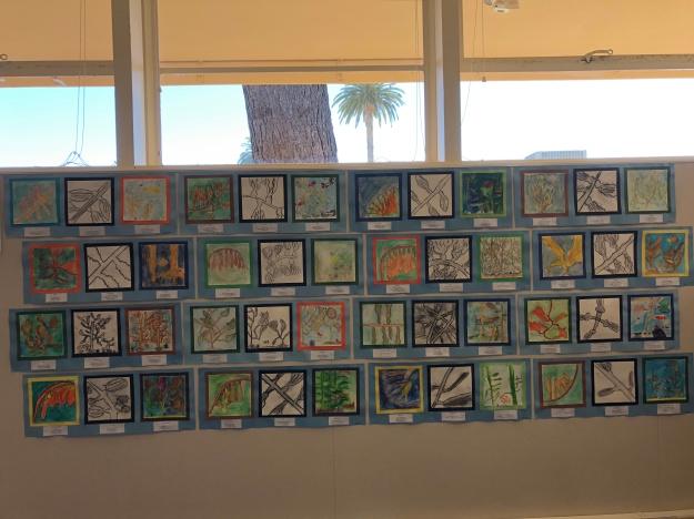 kelp haiku and art
